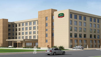 Courtyard Marriott Hotel, Agra