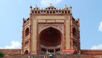 Buland Darwaza - Gate of Magnificence