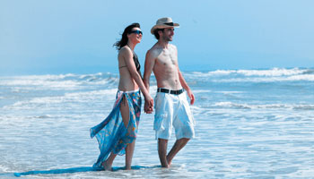 Goa is the best choice for beach vacations in India. Having world class beaches and all the facilities required for tourists. A very good night life is also there in Goa.