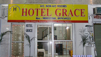 Grace Hotel Agra, One of the best in Hotel, Agra  | BizAgra