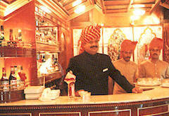 Palace on Wheels:Bar