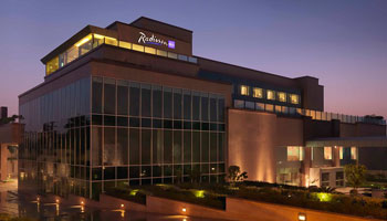 Radission Blu Hotel Agra, Review and Photos | Hotels in Agra | Bizagra