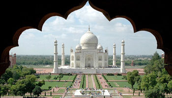 Taj Mahal - Symbol of Love