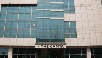 Hotel The Kamta Set a Budget Hotel in Agra near National Highway, 2.7 km from Raja Ki Mandi train station, this relaxed hotel is 5 km from Agra Fort and 9 km from the Taj Mahal offring Online Agra Hotel bookings sevices with luxury accomodations.